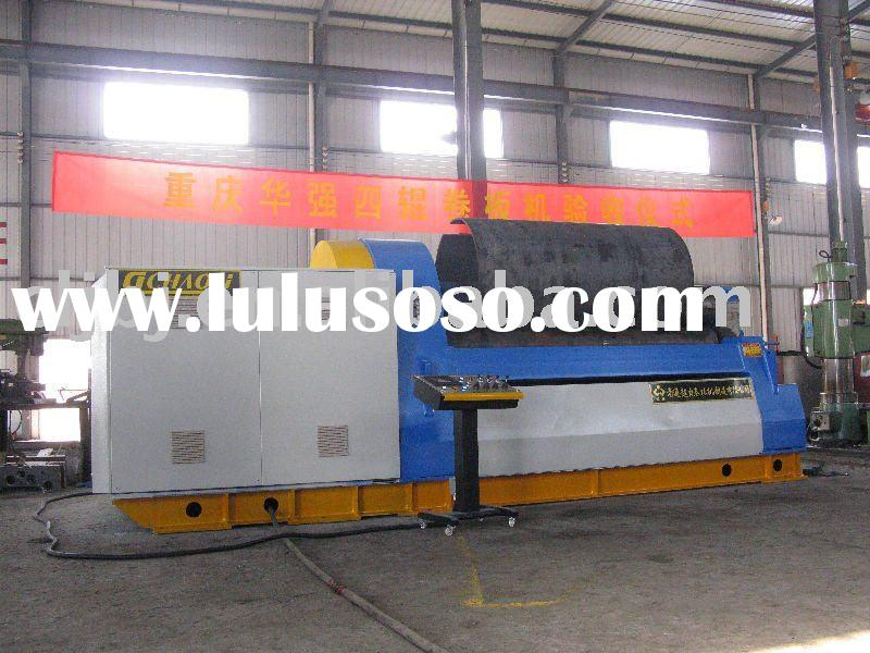 4 rollers plate bending machine(CLW12-16*4000)