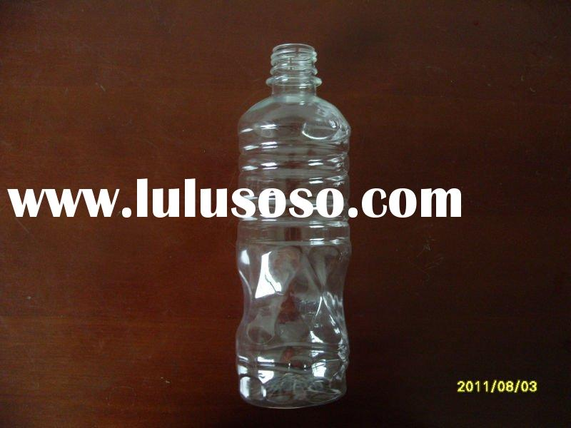 500ml PET plastic bottle for mineral water