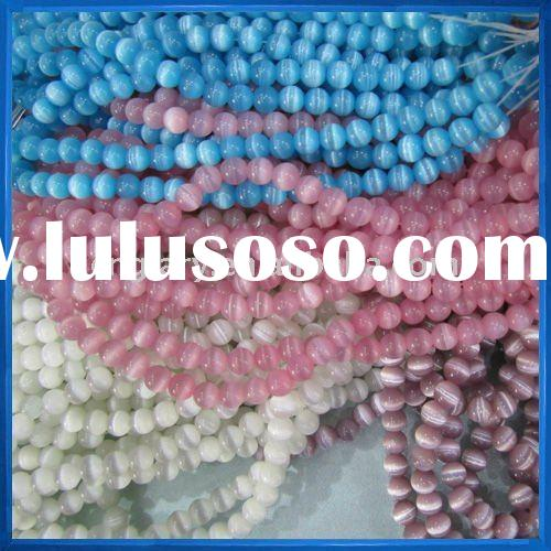 6mm cats eye beads,Cat's eye beads