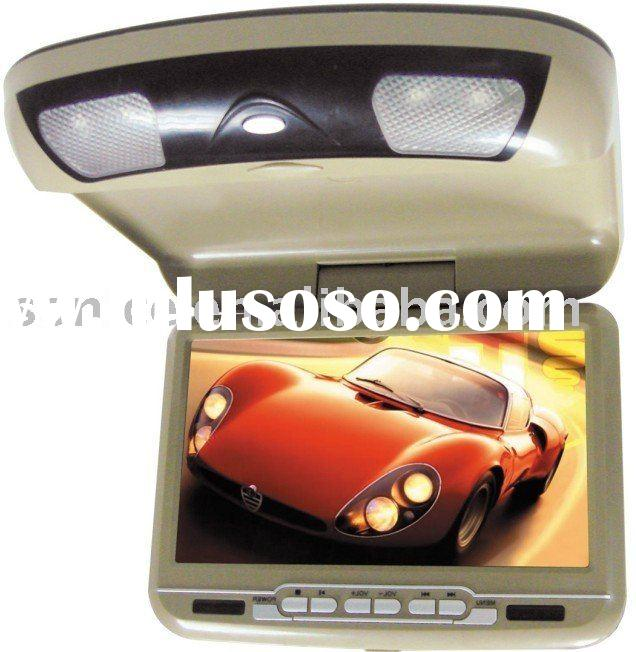 "9"" TFT LCD Roof Car DVD Monitor with TV/IR/FM/USB/SD/MMC/MS/Speaker/Games System(SJ-918D-A)"