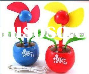 AK520 mini multicolor usb gift desk fan