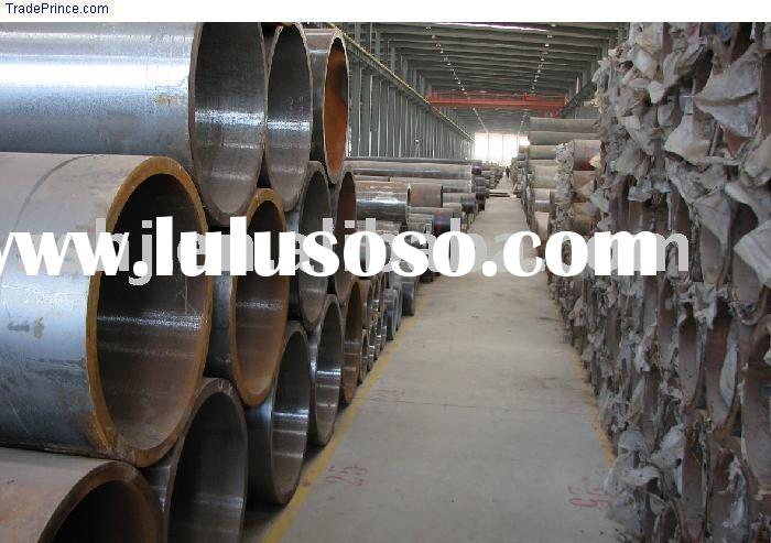 ASTM A 53/ASTM A106 Gr.B steel pipe seamless steel pipe for structural purpose