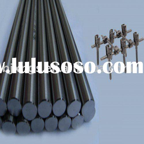 ASTM F136 GR5 titanium bar for joint
