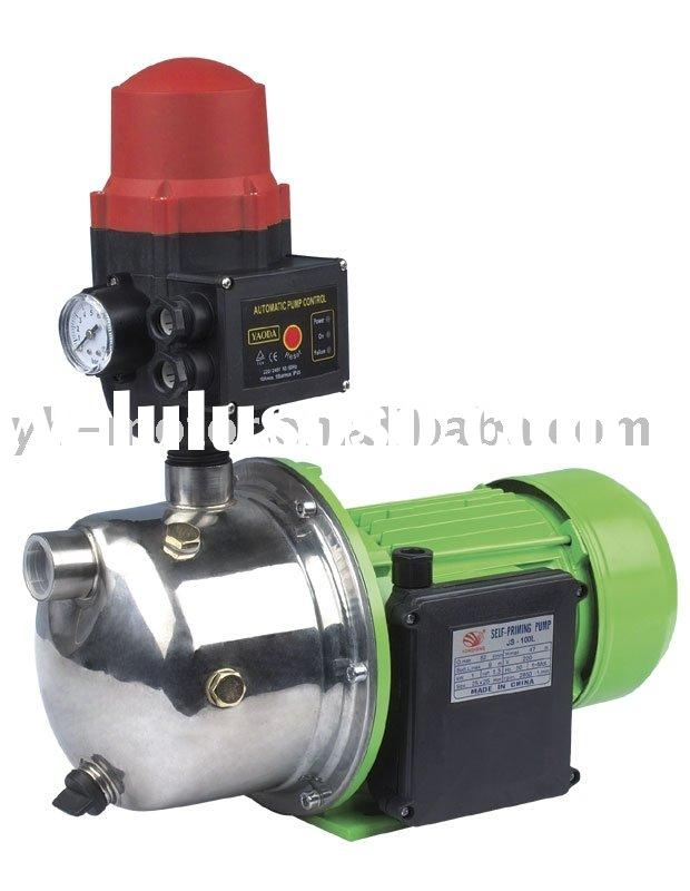 AUTOMATIC RAINWATER TANK PRESSURE PUMPS & SHALLOW TUBEWELL PUMPS