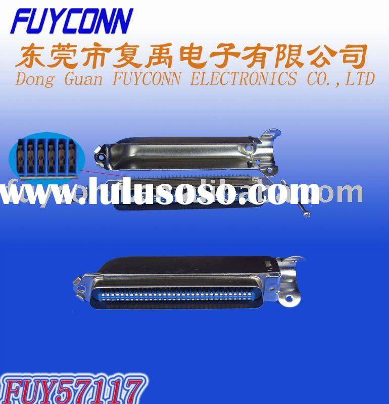 HIF4 16P 3 18W together with centronics Connector additionally Image Idc Pin in addition S 2 54mm Pitch Pin Connectors also Frc Connector. on 64 pin ribbon cable header