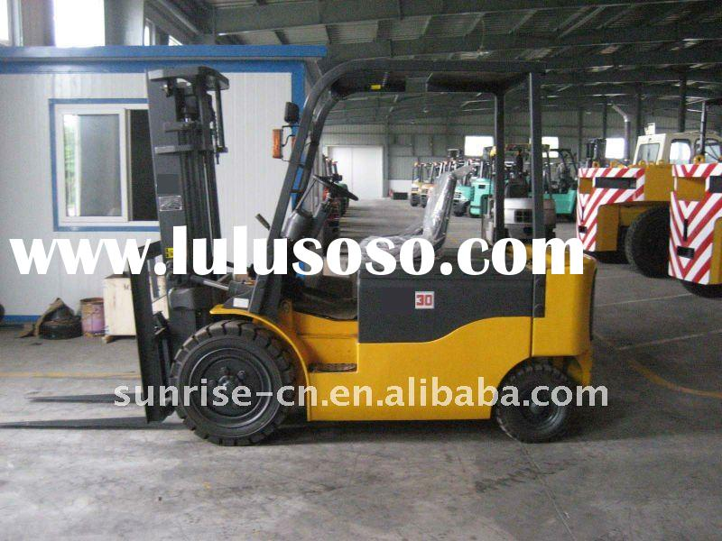 Battery Forklift,electric lifting truck with CE,1.8ton 2ton 2.5ton 3ton DC motor