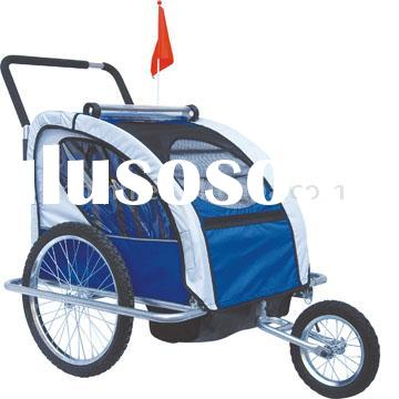 Bicycle-trailer Attachment Baby Stroller