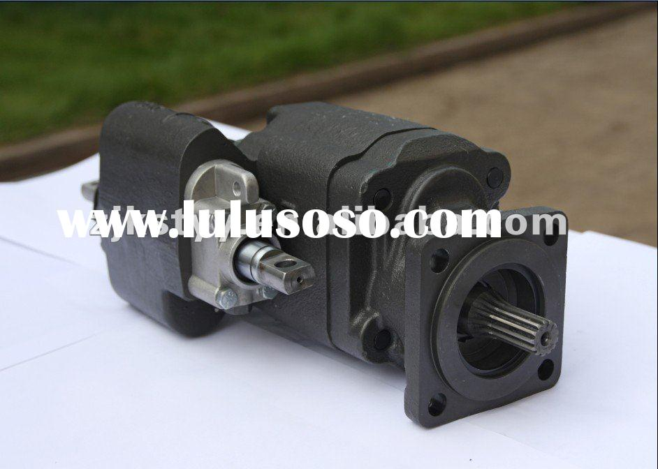 C102 gear pump manual control