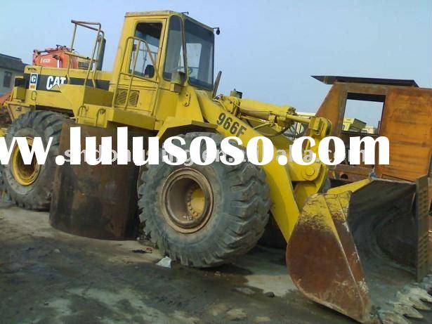CAT 966F Used Loader