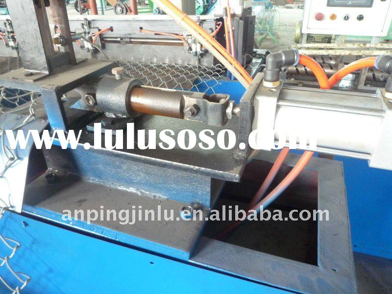 CNC Fully-automatic Chain Link Fence Machine