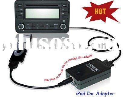 Car Digital Music Changer for ipod used in BMW Compact -16:9 navigation