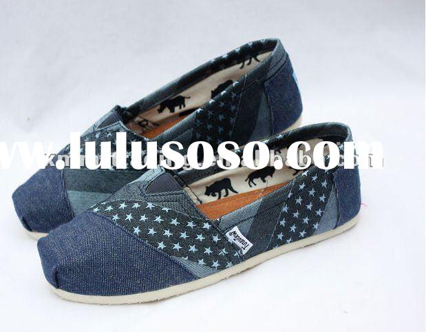 Cheap Canvas Shoes Plain Women