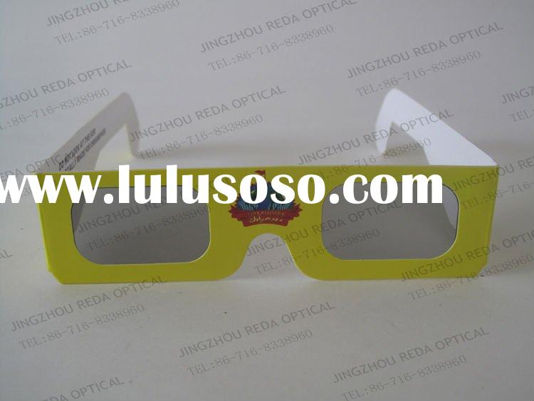 Cinema 4D Paper Glasses