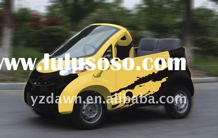 DLEVR1001 smart electric car four wheels 40-70km/h automatic