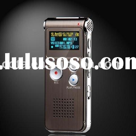 Digital voice recorder phone with MP3 Player,2GB