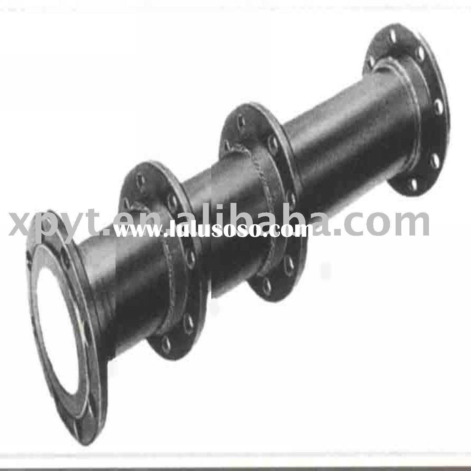 Ductile iron pipe fitting--Puddle Flange Pipe