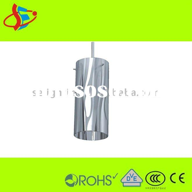 European coated glass pendant lighting modern lamp(China manufacturer)