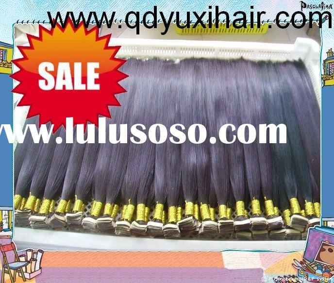 Factory Wholesale Cheap Indian Hair Extension
