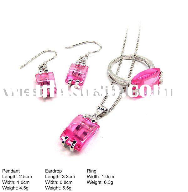 Fashion Jewelry with Crystal
