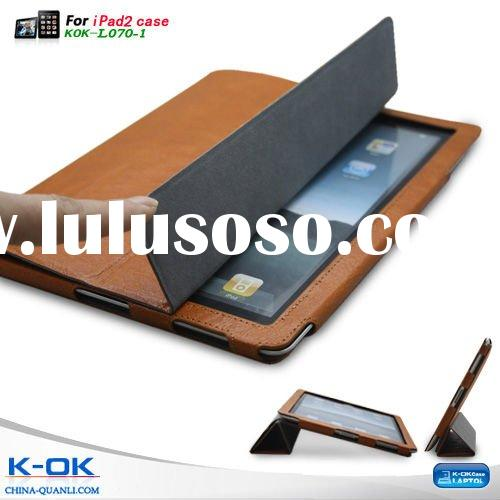 For iPad 2 case & For iPad 2 pouches(KOK-L070)
