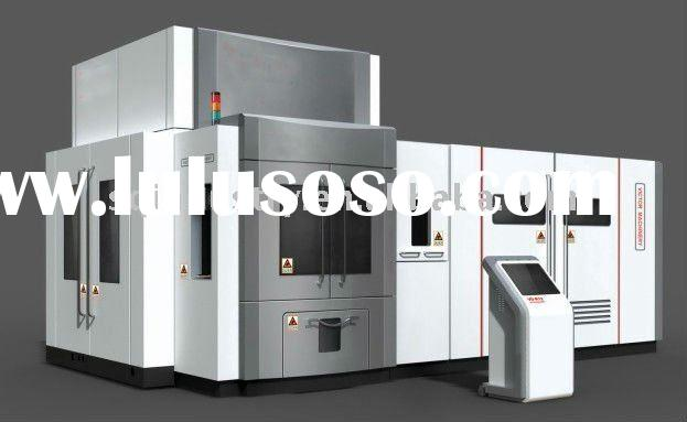 Full Automatic Rotary Blow Molding Machine