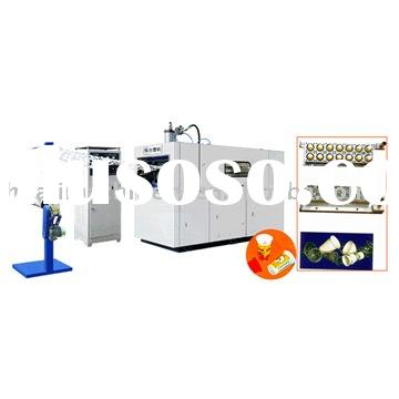 Fully-Automatic Plastic Thermoforming Machine