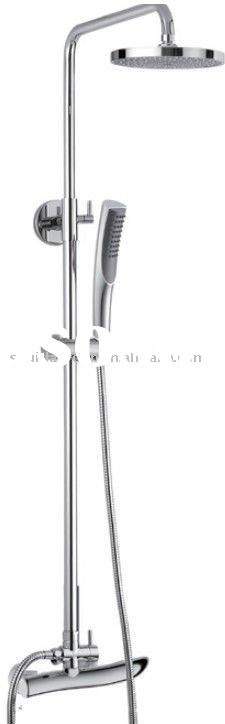 HIGH QUALITY BATHROOM SHOWER SET WITH FAUCET