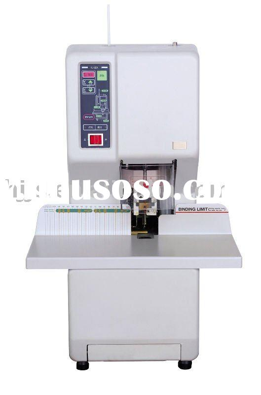 HJ-50A Fully Automatic Paper Binding Machine