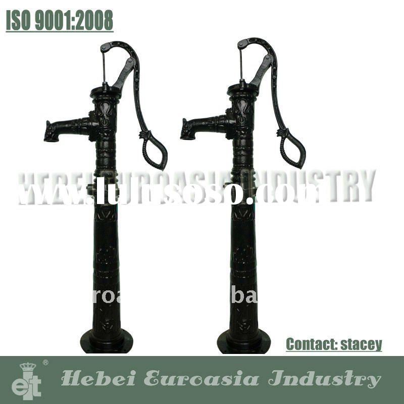 High Quality Cast Iron Water Hand Pump