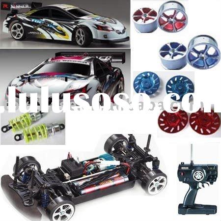 High Speed Car 1:10 , Beautiful Design 4wd RC Electric Drift Car