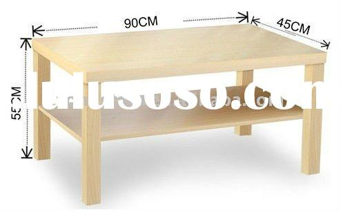 IKEA hot sell wooden end table, modern design, convenient table