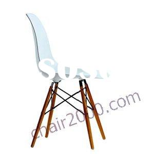 JH-174 Eames DSW Chair-China Jiaohui fiberglass modern classic designer furniture factory