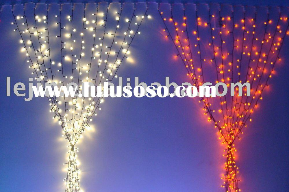 LED Curtain Light-- rubber wire