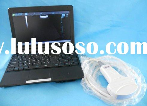 Laptop full digital ultrasound scanner