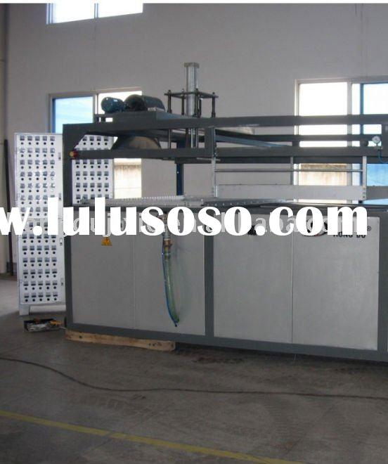 Manual Single Station Thick Sheet Vacuum Forming Machine