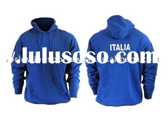 Mens cotton royal long sleeves Hoodies