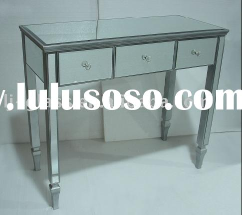 Mirror dressing table,mirror make-up table ,antique mirror dressing table Lydia