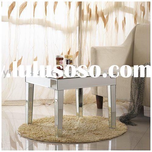 Mirrored coffee table (YTB-MF-1051)