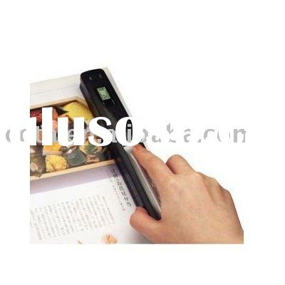 New A4 desktop scanner with USB powered 600 dpi