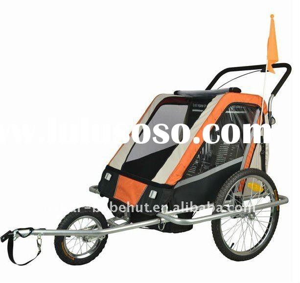 New Baby Bike Trailer and Baby Stroller With Suspension