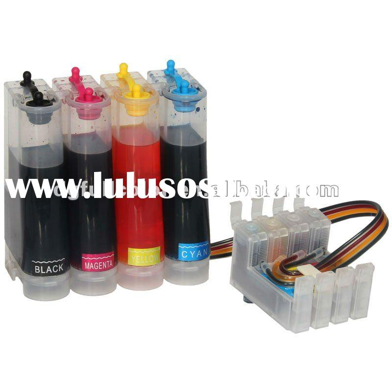 New CISS with Auto Reset Chip for Epson Stylus Office TX320F printer