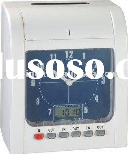 New Model Electronic Time Recorder