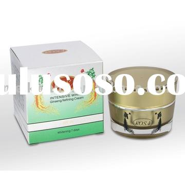 New Rosa Intensive White Ginseng Refining Cream - Skin Care Product
