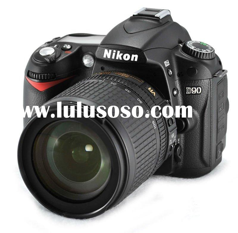 Nikon D90 Kit AF-S 18-105mm VR Lens Digital dropship and wholesale