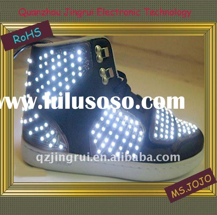 On sale-LED shoes light for sport shoes,kids shoes and baby shoes