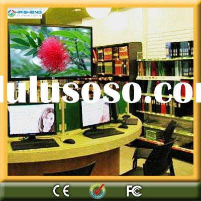 P10 indoor led display software/full-color LED advertising display/led ticker display sign