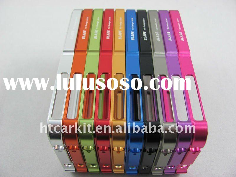 Premium BLADE Metal Aluminum Element Bumper Case for Apple iPhone 4 4S 4G