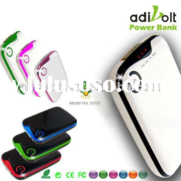 Rechargeable External Battery Charger for Mobile Phone