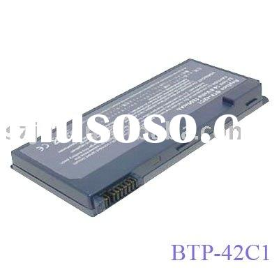 Replacement notebook battery for ACER BTP-42C1