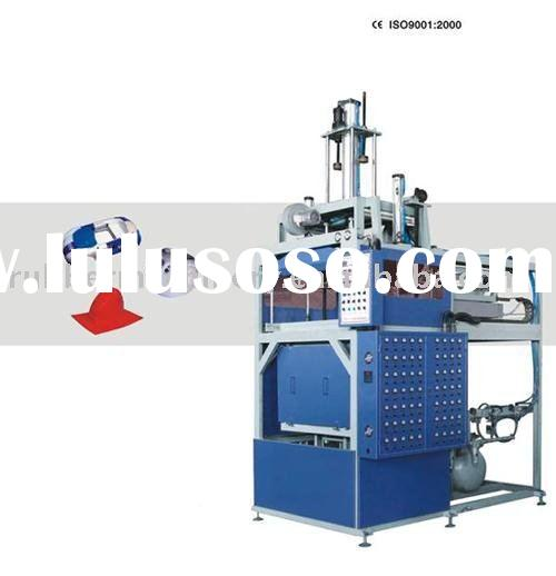 Series Manual Single Station Thicker Sheet Vacuum Forming Machine(XHJ)